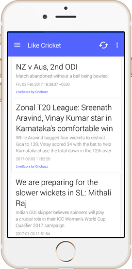 Live Cricket Score Updates