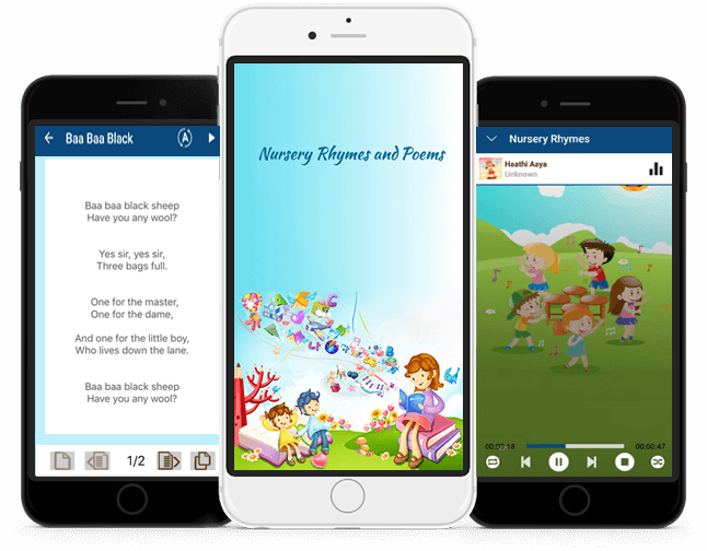 Nursery Rhyme App for Toddlers