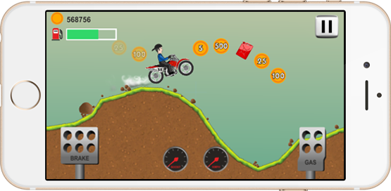Hill Climbing Best Game App